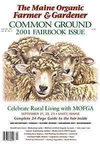 MOF&G Cover Fall 2001