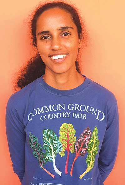 Yanna Mohan Muriel is helping plan a farmer to farmer conference in Puerto Rico