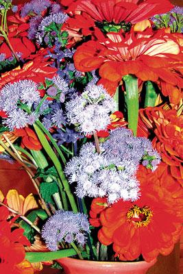 Exhibition Hall bouquet