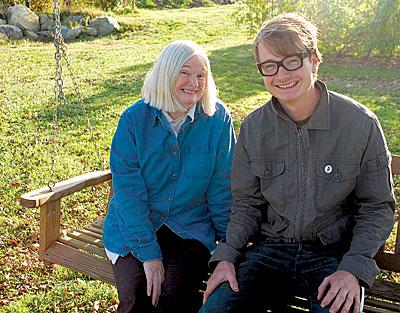 Edie & Geo Johnston