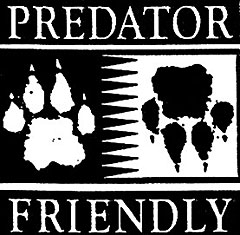 Predator Friendly logo