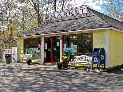 Megunticook Market in Camden