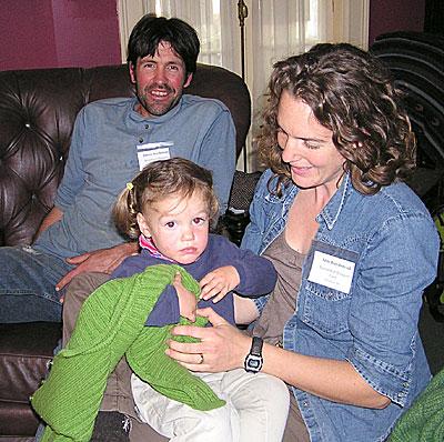 Burchstead Family