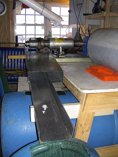Taby-Pressen Oil Seed Press