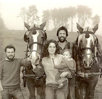 Buckwheat Blossom Farm Crew