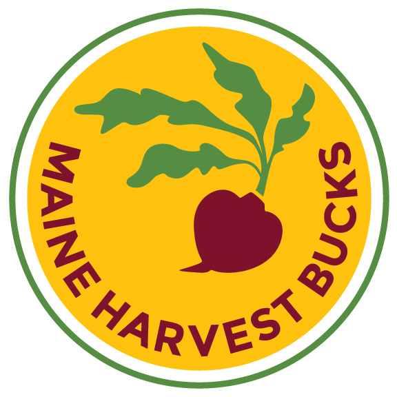 Maine Harvest Bucks logo