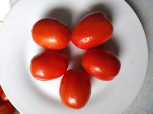 Health Kick Tomatoes by Hannah Ineson