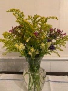 Wildflower bouquet by Carissa Miller