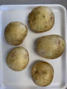 Yukon Gold Potatoes by Monroe Elementary School