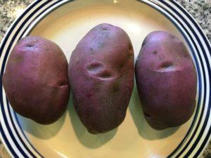 caribe potato by Luana Sena