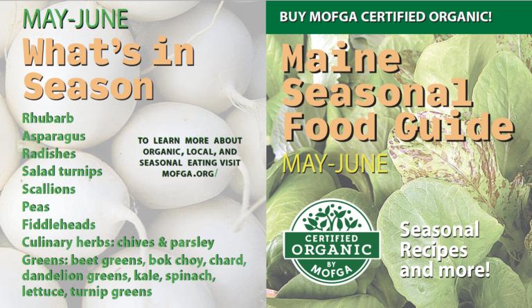 May-June Seasonal Food Guide
