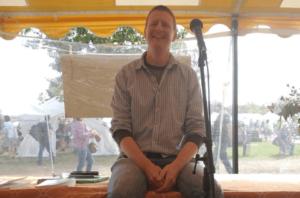 Dr. Nate Petley photo at the Fair