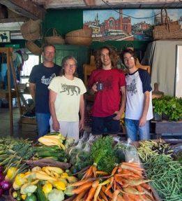Carding Brook Farm family photo