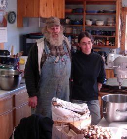 Eva and Paul Murray